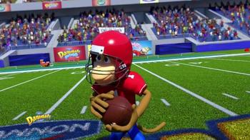 Danimals Smoothies Athlete Series TV Spot, 'Football' - Thumbnail 1