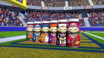 Danimals Smoothies Athlete Series TV Spot, 'Football' - Thumbnail 7