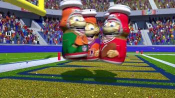 Danimals Smoothies Athlete Series TV Spot, 'Football' - Thumbnail 8