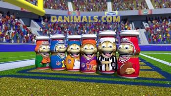 Danimals Smoothies Athlete Series TV Spot, 'Football' - Thumbnail 9