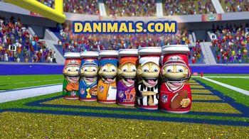 Danimals Smoothies Athlete Series TV Spot, 'Football'