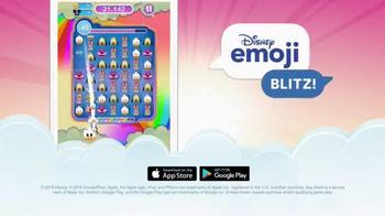 Disney Emoji Blitz! TV Spot, 'Game Face' - Thumbnail 9