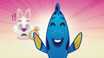 Disney Emoji Blitz! TV Spot, 'Game Face' - Thumbnail 5