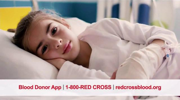 American Red Cross TV Spot, 'Blood & Platelet Donations' - Thumbnail 4