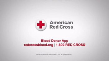 American Red Cross TV Spot, 'Blood & Platelet Donations' - Thumbnail 9
