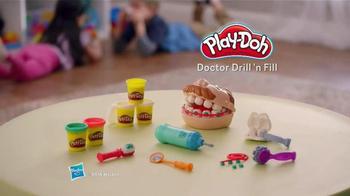 Play-Doh Doctor Drill 'n Fill TV Spot, 'Wild Wacky Teeth' - Thumbnail 10