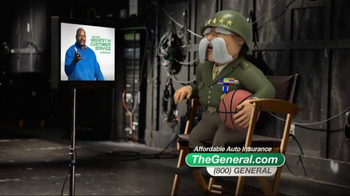 The General TV Spot, 'Affordable' Featuring Shaquille O'Neal - Thumbnail 3