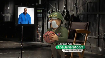 The General TV Spot, 'Affordable' Featuring Shaquille O'Neal - Thumbnail 8