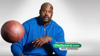 The General TV Spot, 'Affordable' Featuring Shaquille O'Neal - Thumbnail 9