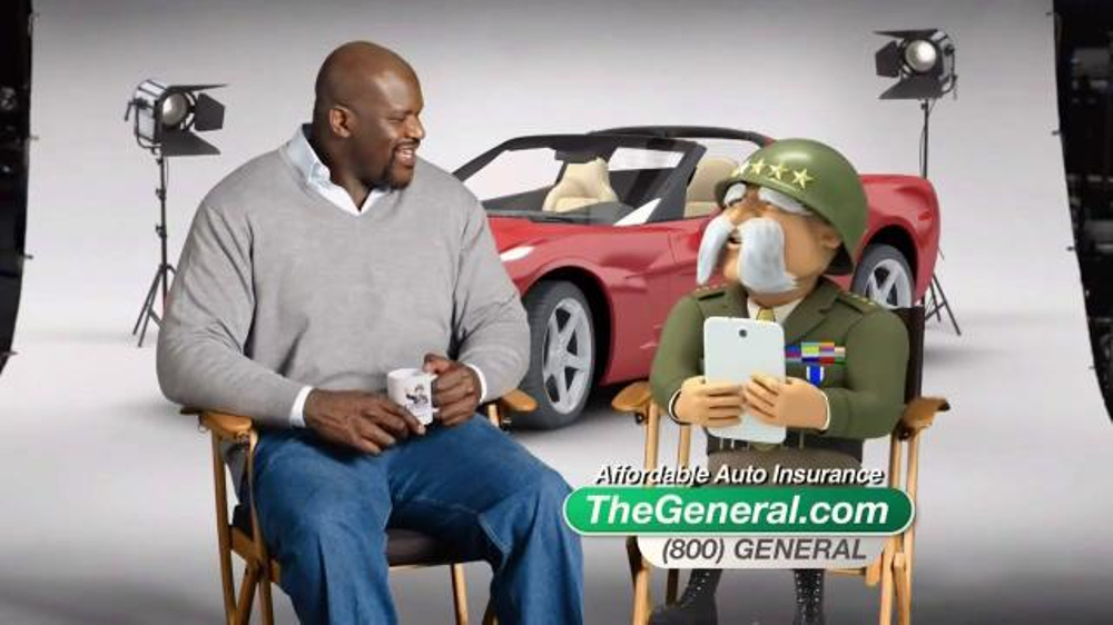 Shaquille O Neal TV Commercials - iSpot.tv f54776d846