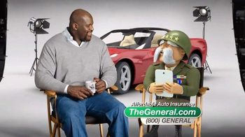 The General TV Spot, 'Insured' Featuring Shaquille O'Neal - 31653 commercial airings