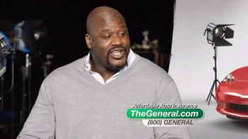 The General TV Spot, 'Insured' Featuring Shaquille O'Neal - Thumbnail 2