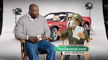 The General TV Spot, 'Insured' Featuring Shaquille O'Neal - Thumbnail 5