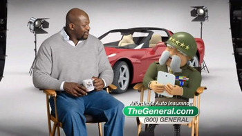 The General TV Spot, 'Insured' Featuring Shaquille O'Neal - Thumbnail 6
