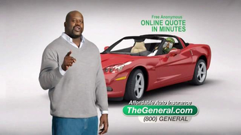 The General TV Spot, 'Insured' Featuring Shaquille O'Neal - Thumbnail 8
