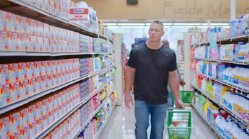 Hefty Ultra Strong TV Spot, 'Hefty/Wimpy' Feat. John Cena, Rob Schneider - Thumbnail 1
