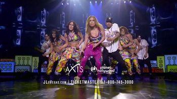 Planet Hollywood TV Spot, 'Jennifer Lopez: All I Have'