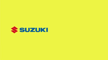 Suzuki Summer Sales Blast TV Spot, 'Wide Open Weekends' - 55 commercial airings