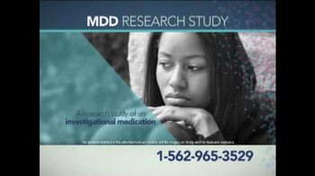 MDD Research Study thumbnail