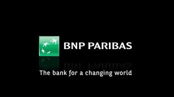 BNP Paribas TV Spot, 'Serve' - Thumbnail 6