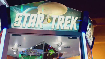 Dave and Buster's TV Spot, 'Star Trek Arcade' - Thumbnail 4