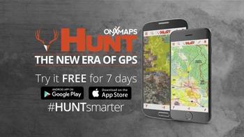 Hunt onXmaps TV Spot, 'Never Miss an Opportunity' - Thumbnail 4