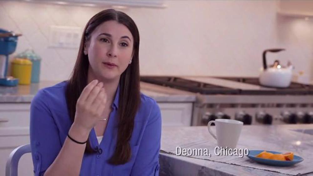 ProNamel TV Commercial, 'Deonna'