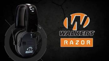 Walker's Razor TV Spot, 'Hearing Protection' - Thumbnail 3