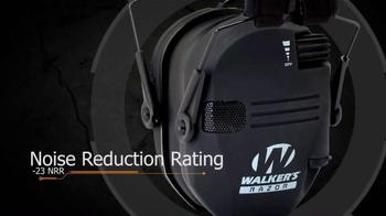 Walker's Razor TV Spot, 'Hearing Protection' - Thumbnail 6