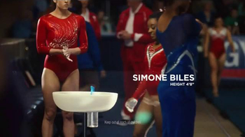 Tide Pods TV Spot, 'Small but Powerful' Featuring Simone Biles - Thumbnail 1