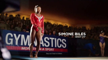 Tide Pods TV Spot, 'Small but Powerful' Featuring Simone Biles - Thumbnail 2