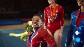 Tide Pods TV Spot, 'Small but Powerful' Featuring Simone Biles - Thumbnail 3