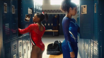 Tide Pods TV Spot, 'Small but Powerful' Featuring Simone Biles - 1887 commercial airings