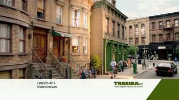 Tresiba TV Spot, 'Tresiba y listo: Paula' [Spanish] - Thumbnail 1