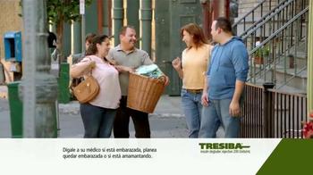 Tresiba TV Spot, 'Tresiba y listo: Paula' [Spanish] - Thumbnail 10