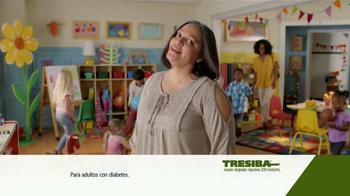 Tresiba TV Spot, 'Tresiba y listo: Paula' [Spanish] - Thumbnail 3