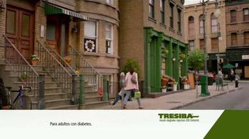 Tresiba TV Spot, 'Tresiba y listo: Paula' [Spanish] - Thumbnail 4
