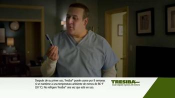 Tresiba TV Spot, 'Tresiba y listo: Paula' [Spanish] - Thumbnail 5