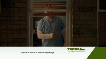 Tresiba TV Spot, 'Tresiba y listo: Paula' [Spanish] - Thumbnail 6