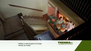Tresiba TV Spot, 'Tresiba y listo: Paula' [Spanish] - Thumbnail 8