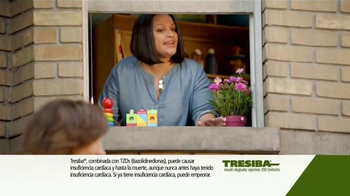 Tresiba TV Spot, 'Tresiba y listo: Paula' [Spanish] - Thumbnail 9