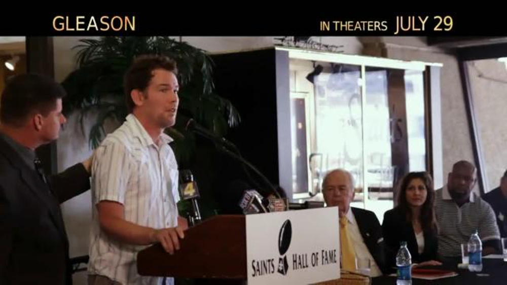 Gleason TV Movie Trailer