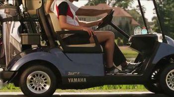 Yamaha Drive2 Golf Car TV Spot, 'All-New Yamaha Golf Car'
