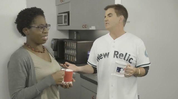 New Relic TV Spot, 'Exit Philosophy' Featuring Bobby Valentine - 286 commercial airings