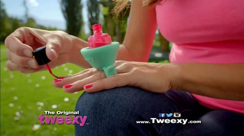 Tweexy TV Spot, 'Paint Where You Want' - 31 commercial airings
