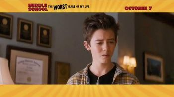 Middle School: The Worst Years of My Life - Alternate Trailer 8