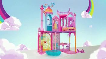 Barbie Rainbow Cove Princess Castle Playset TV Spot, 'Let's Explore' - Thumbnail 4