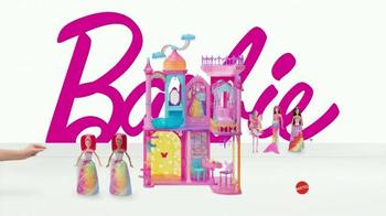 Barbie Rainbow Cove Princess Castle Playset TV Spot, 'Let's Explore' - Thumbnail 5