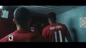 FIFA 17 TV Spot, 'Make Your Mark' Feat. Anthony Martial, James Rodríguez - Thumbnail 2