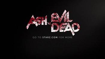 Starz TV Spot, 'Ash vs. Evil Dead' - Thumbnail 5